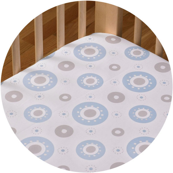 View larger image of Poplin Fitted Sheet-Orbit