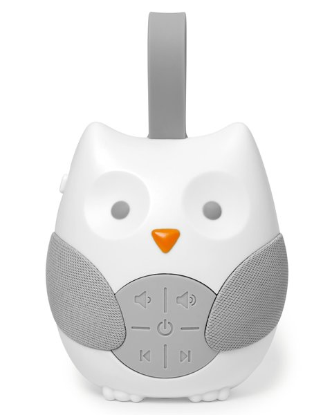 View larger image of Portable Baby Soother - Owl