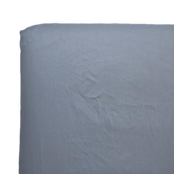View larger image of Linen Crib Sheets
