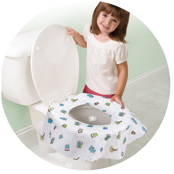 View larger image of Potty Seat Protectors