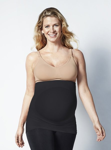 View larger image of Pregnancy Support Band - Black
