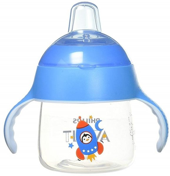 View larger image of Premium Penguin Spout Cup - 7oz