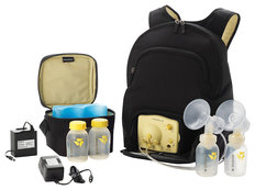 Pump In Style Breast Pump Backpack