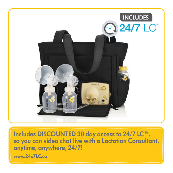 View larger image of Pump In Style Shoulder Bag Breast Pump