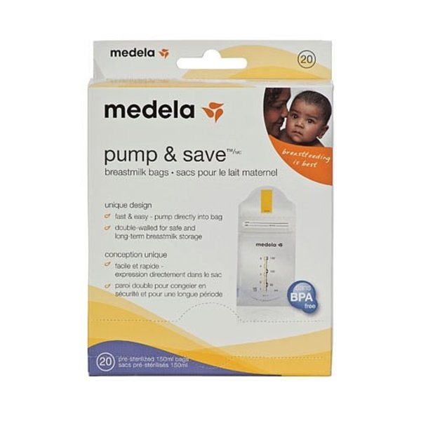 View larger image of Pump & Save Bags 20pk