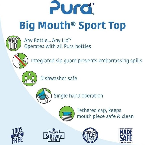View larger image of Big Mouth Sport Top Straw