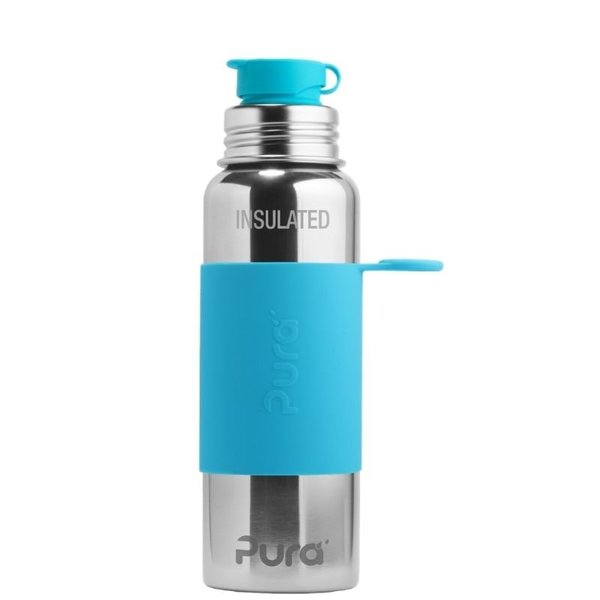 View larger image of Insulated Sport Bottles - 650ml
