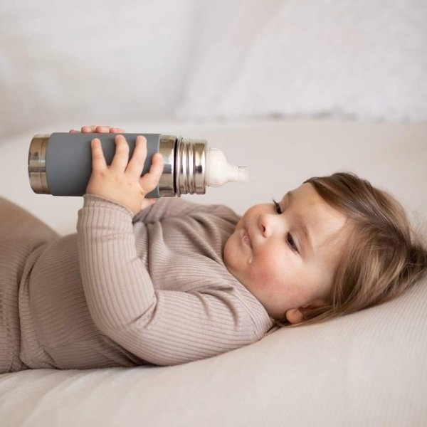 View larger image of Stainless Sippy Cup - 260ml