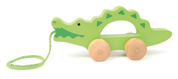 View larger image of Push-Pull Crocodile