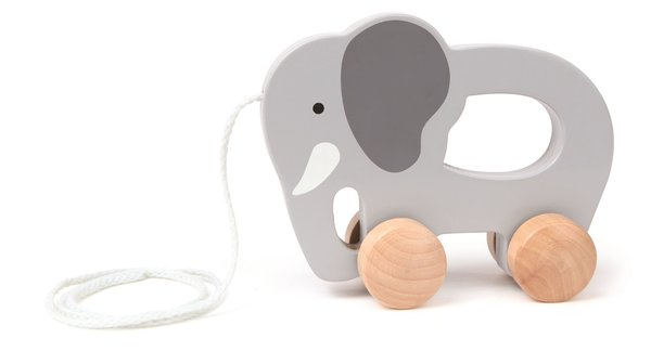 View larger image of Push-Pull Elephant