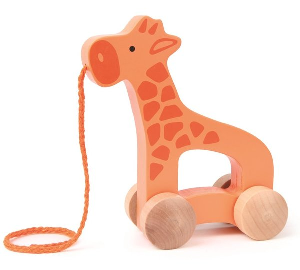 View larger image of Push-Pull Giraffe