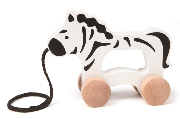View larger image of Push-Pull Zebra
