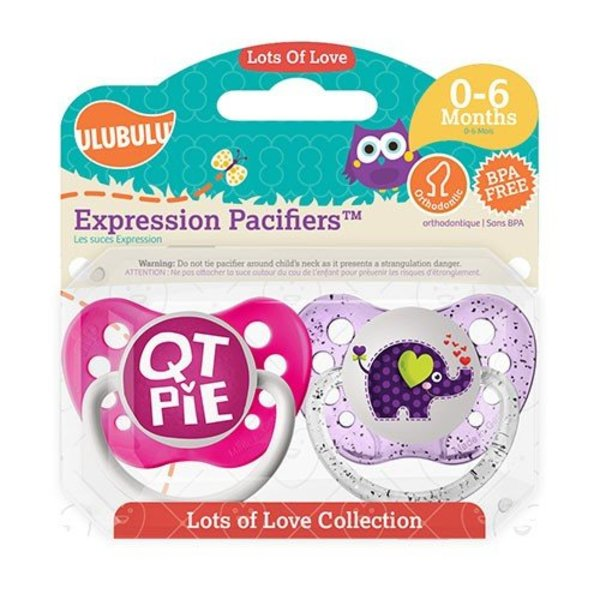 View larger image of Pacifier Two Pack