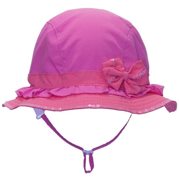 View larger image of Quick Dry 2Tone Bow Hat - Pink