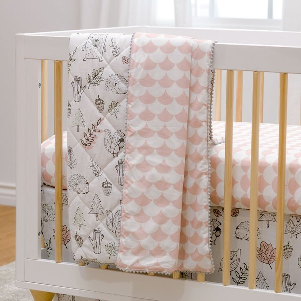 View larger image of Quilted Comforter - Kayden Woodlands