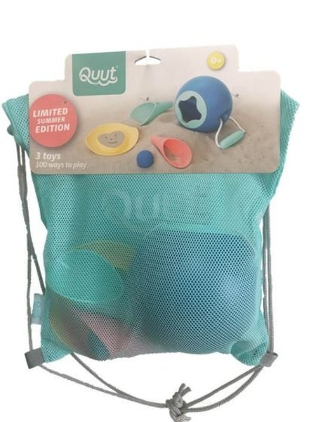 View larger image of Quut Beach Toy Set with Ballo