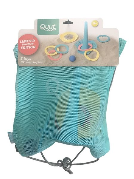 View larger image of Quut Beach Toys Set with Triplet