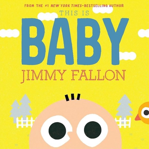 View larger image of Jimmy Fallon Board Books