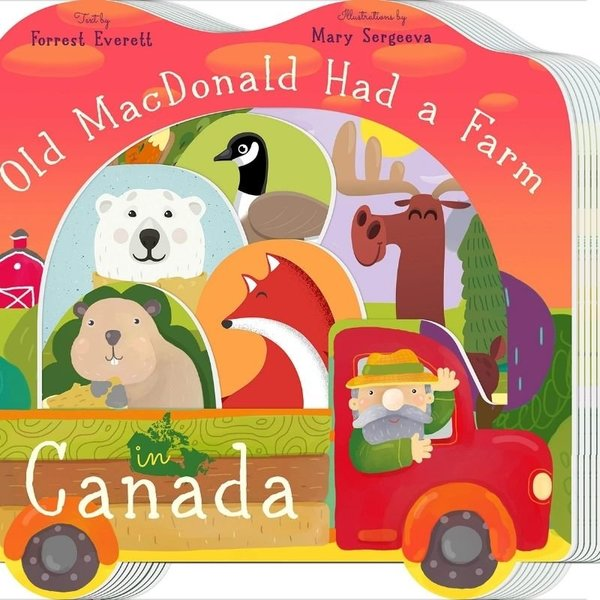 View larger image of Old MacDonald Had a Farm Board Book