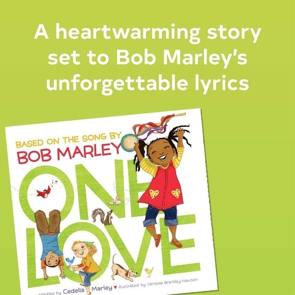 View larger image of One Love Musical Book