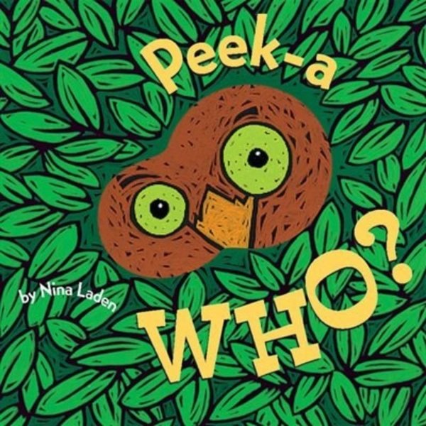 View larger image of Peek-A Who? Board Book