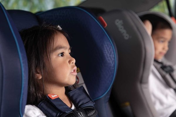 View larger image of Diono Rainier 2 AX Convertible Car Seat - Grey Oyster