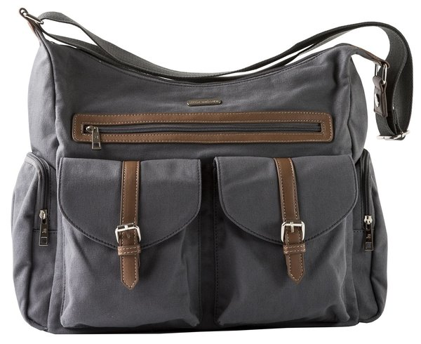 View larger image of Rambler Satchel Grey