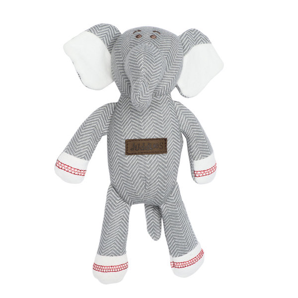 View larger image of Rattle Elephant - Driftwood Grey