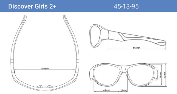 View larger image of Discover Sunglasses - 2 Years+
