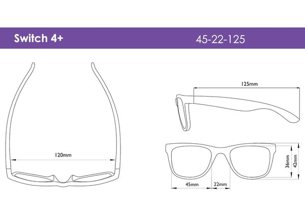 View larger image of SWITCH Sunglasses - 2 Years+