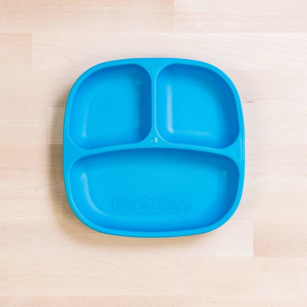 """View larger image of 7"""" Divided Plate"""