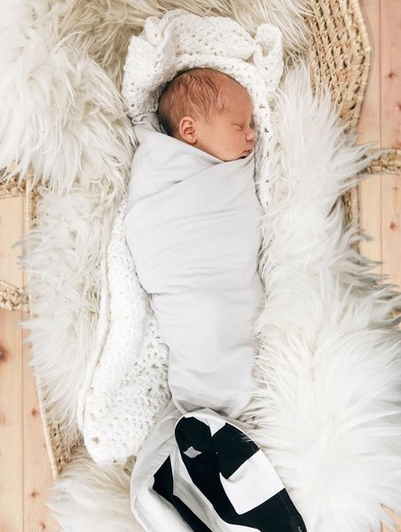View larger image of Reversible Swaddle Lincoln
