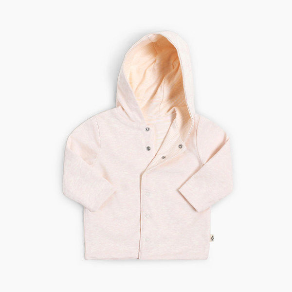 View larger image of Reversible Hoodie - Pink
