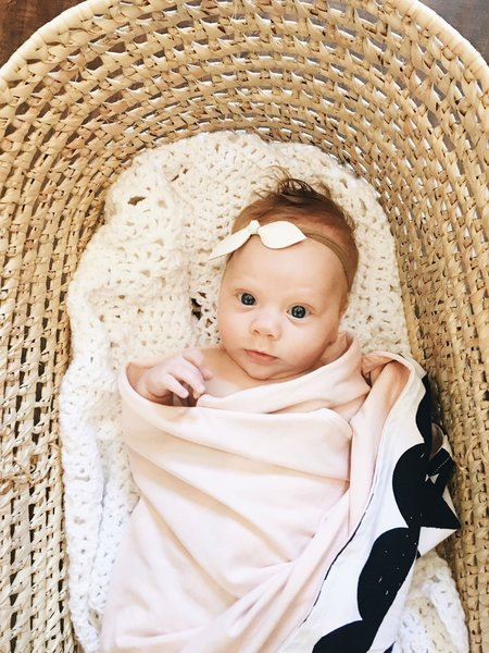 View larger image of Reversible Swaddle Elle