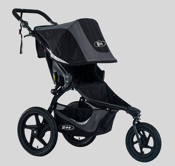 View larger image of Revolution Flex 3.0 Stroller - Graphite Black