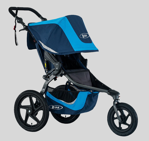 View larger image of Revolution Flex 3.0 Stroller - Glacier Blue