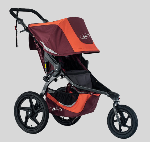 View larger image of Revolution Flex 3.0 Stroller - Sedona Orange