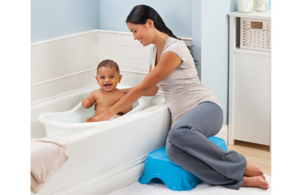 View larger image of Right Height Bath Center Tub