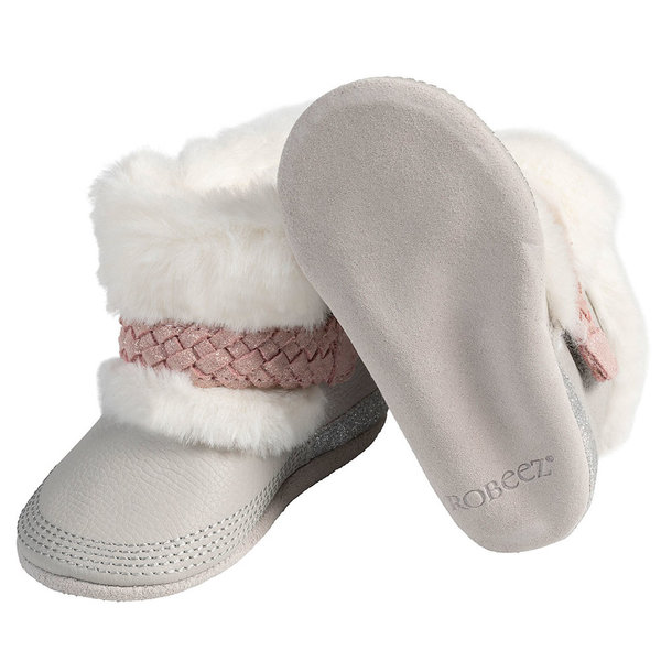 View larger image of Cozies - Montana Grey/Pink
