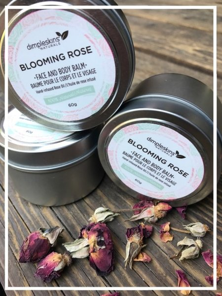 View larger image of Blooming Rose Face and Body Balm