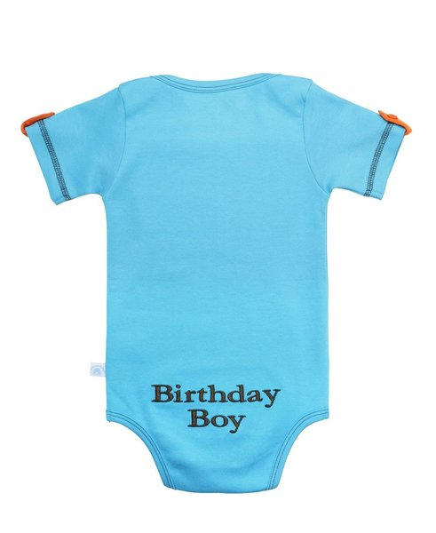 View larger image of Monkey 1st Birthday Onesie 12-18m