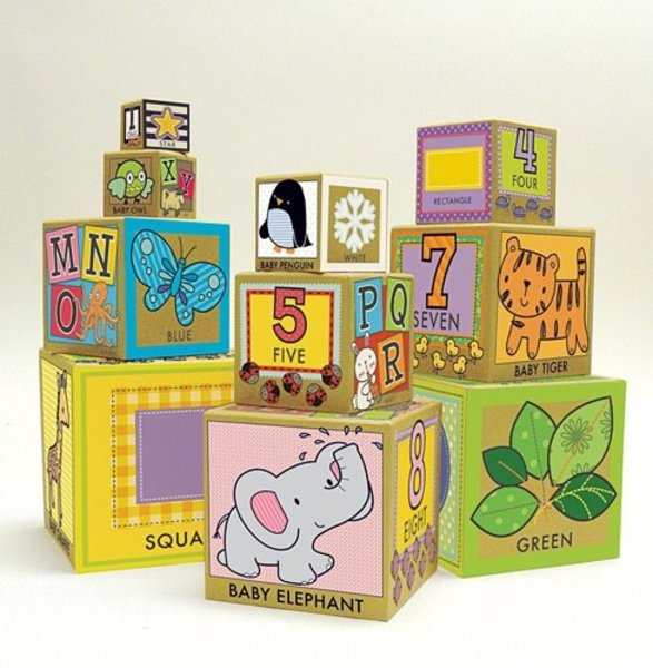 View larger image of Stacking and Nesting Blocks
