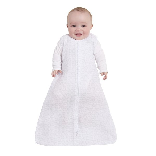 View larger image of SleepSack Cotton - 0.5T - Grey Circles - S