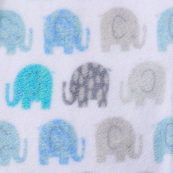 View larger image of Fleece SleepSack Elephant