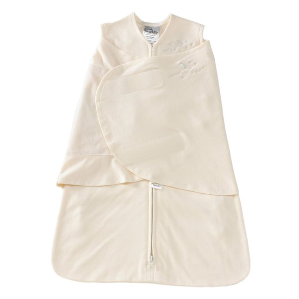 View larger image of Swaddle Cotton 1.5Tog - Cream - Small