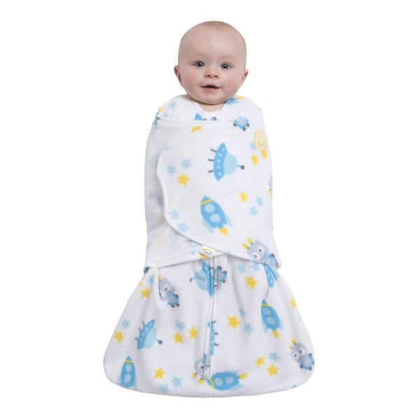 View larger image of S-Swaddle Fleece 3Tog-Robot