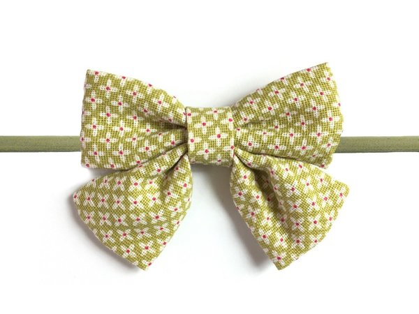 View larger image of Sailor Bow HB-Olive Star