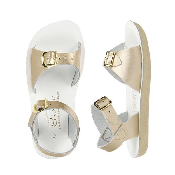 View larger image of Surfer Toddler Sandals - Gold