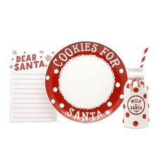Santas Cookie Set