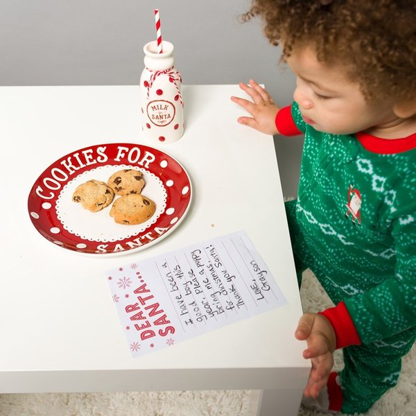 View larger image of Santas Cookie Set